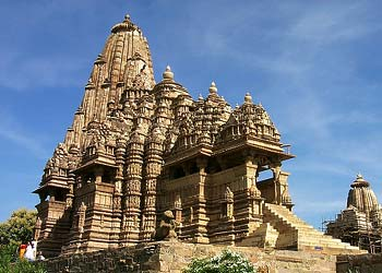 Khajuraho, temples of love