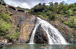 Ooty Kalhatty Waterfalls