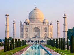 Taj Mahal, part of Golden Triangle tour